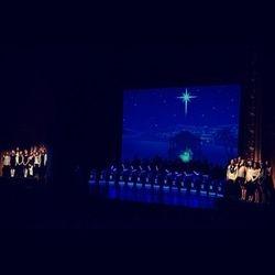 Stadium Theatre Christmas Performance