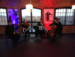 The Quartet at the Liverpool Maritime museum