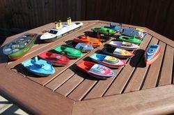 Pop Pop Boats