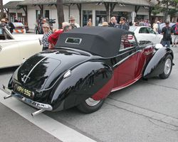 1939 Lagonda V12 Rapide Convertible