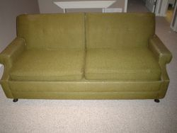 Old Sofa - Before
