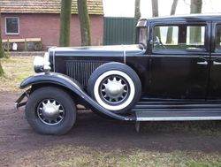 Nash Ambassador Eight '32