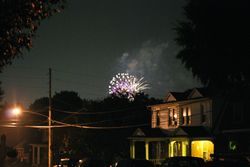 Home town Fireworks 2