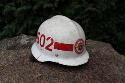 1975 m. gaisrininko salmas. Kaina 22 Eur.