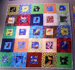 Wee Care Quilt