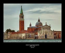 Church of San Giorgio Maggiore - Venice - Italy