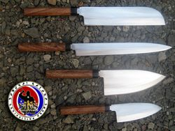 Mark Garcia's Japanese Knives Set
