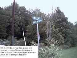 Maitland Case-Black Falls & Hill Roads