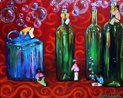 Bubbly Siesta