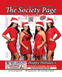 The Society Page Sp Covergirls