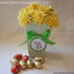 Easter Flower Box