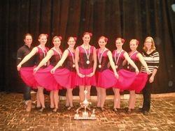 OHDA Choreography 2011