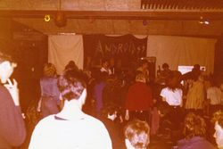 Andriodss at Gladstone 1980