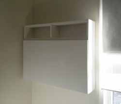 Changing Table - closed