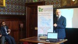 Sir Girald Kaufman MP