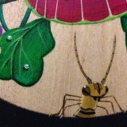 Detail: Venus Fly Trap