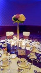Purple Lavender Wedding 5
