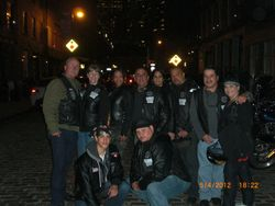 Some of the New York Chapter