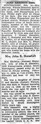 Shenefelt, Marietta Watson - Part 1 - 1938