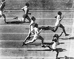 200 Meter win