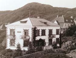Villa Valhalla 1917