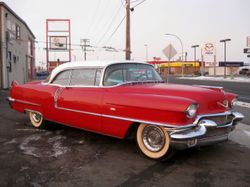 11. 56 Cadillac series 62