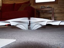 Building the Saucer Section -  pic 34