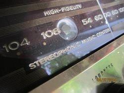 The Pandora Model Curtis Mathes Stereo