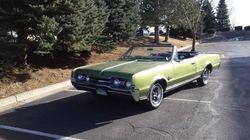 22. 67 Oldsmobile Cutlass Supreme
