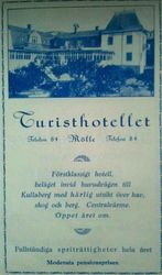 Turisthotellet 1930