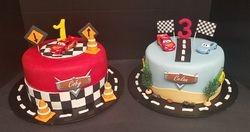 Disney Cars Cakes