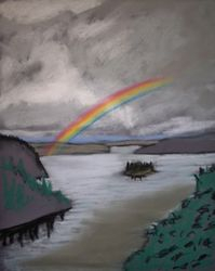 Deception Pass Rainbow