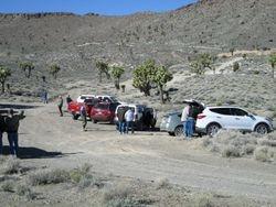 Gemfield area parking