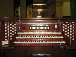 The Schenk Memorial Organ