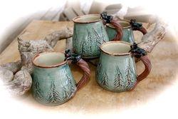 Black Bear Mugs