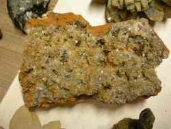 Unidentified Mineral