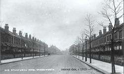 Stockwell Road. c 1900s.