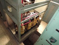 Serviced / Repaired - Transformer