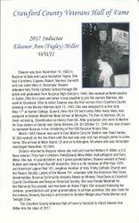 Eleanor Ann (Fegley) Miller