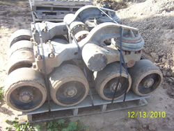65A, 65B and 75A Sealed Bogie Sys.