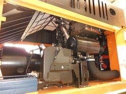 Doppstadt DW-3060 Abgasanlage