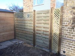 new fence 4