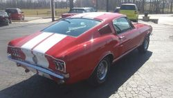 19.68 Ford Mustang