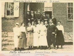 Marklesburg Normal School