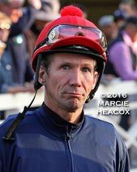 Jockey Stewart Elliott