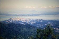 300 Penang Harbour & Malaysian mainland