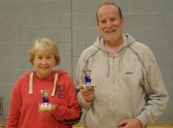 Handicap Tournament Veterans Runners Up
