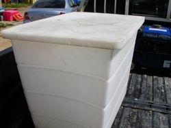 tapered storage tub