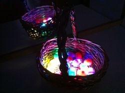 Glow in the Dark Easter fun