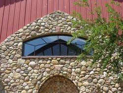 Lonehawk Farm Fieldstone hand picked from the Lonehawk fields includes sandstone granite and quartz Boulder Longmont Colorado
